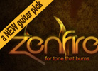 Zenfire Picks - Handmade guitar picks from phoshor bronze and brass.
